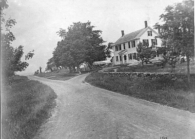 Historic Photo - Possibly Barrack Hill Road