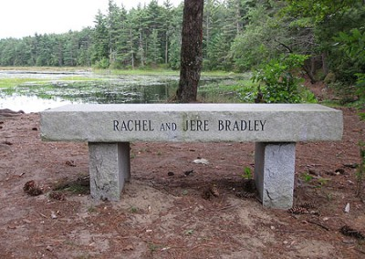 Rachel and Jere Bradley