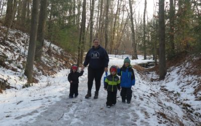 WANTED:  Mass Central Rail Trail Patrollers!  All ages welcome