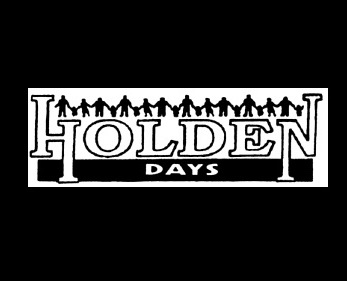 logo for holden days event