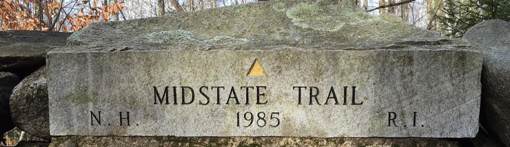 midstate trail marker