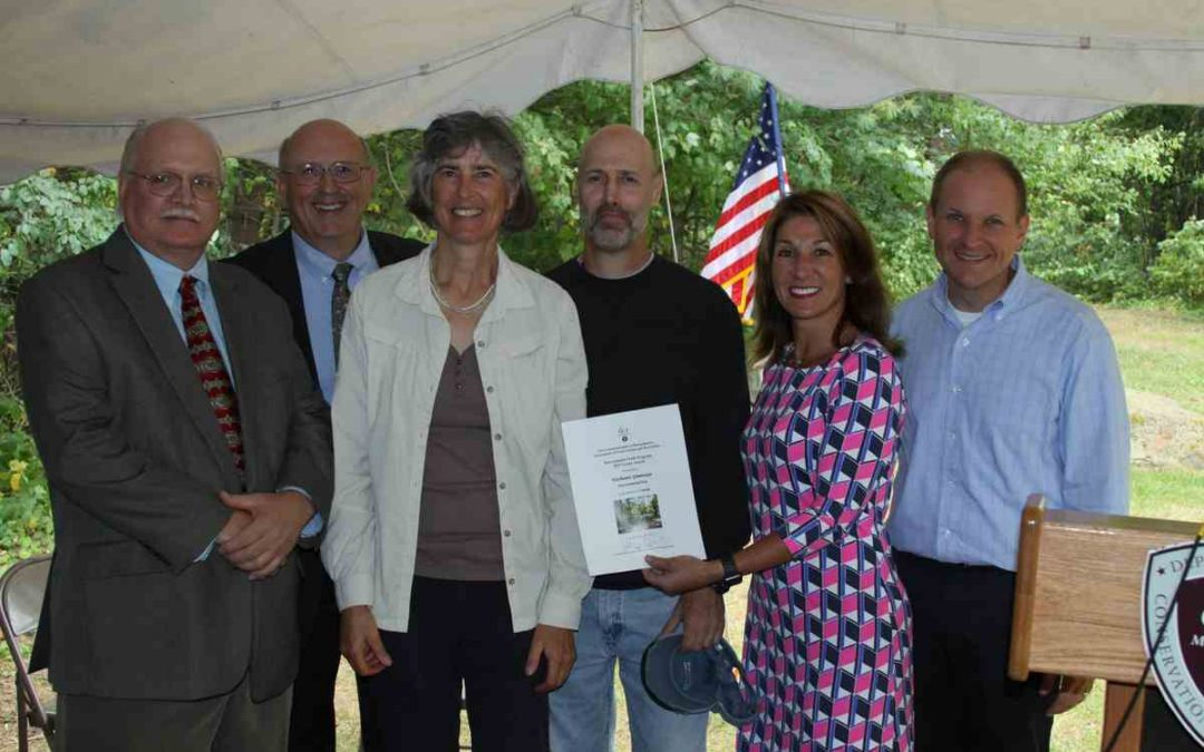 Wachusett Greenways receives a 2018 Recreational Trails Program grant