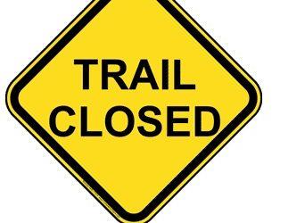 Trail Closed in West Boylston