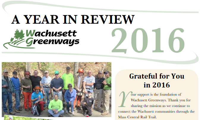 Our 2016 Year in Review is finally here!