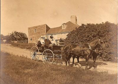 Historic Photo - Washburn House