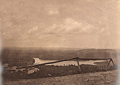 Historic Photo - Possibly road to top of Mt. Wachusett