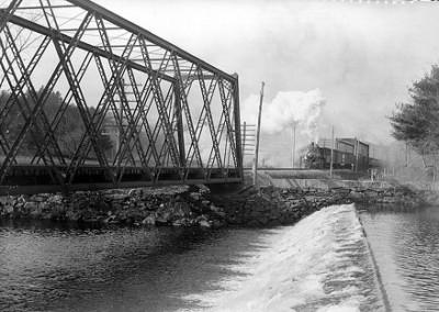 Historic Photo - Central Mass RR train