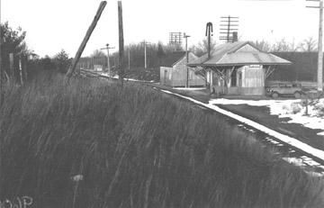 Historic Photo - Jefferson Depot